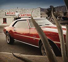 Rosa's Cantina by djrockout