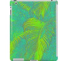 Green fern iPad Case/Skin