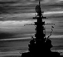 Battleship by Nelson  Ramm