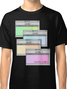 OS9 in 2015 Classic T-Shirt