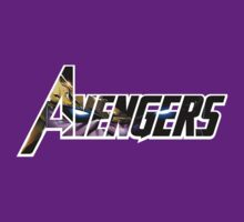 THE AVENGERS - THANOS by dOpedesignTHC