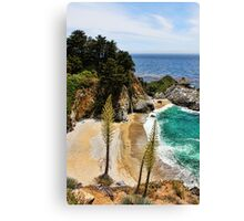 McWay Cove Canvas Print