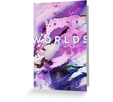 Sea of Voices - Porter Robinson Greeting Card