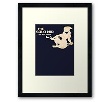 Yasuo - The Solo Mid Framed Print