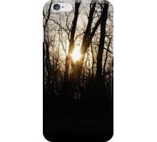 THE TREES iPhone Case/Skin