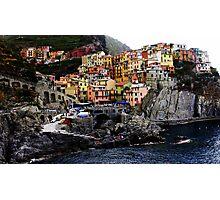 Manarolo, Italy Photographic Print