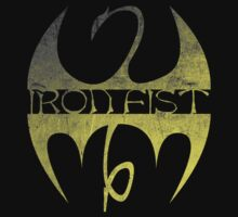 Iron Fist ain't nothing to eff with by Incognesto