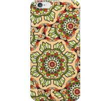 Psychedelic ornament iPhone Case/Skin