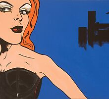 Feminine Mystique by lintynoir