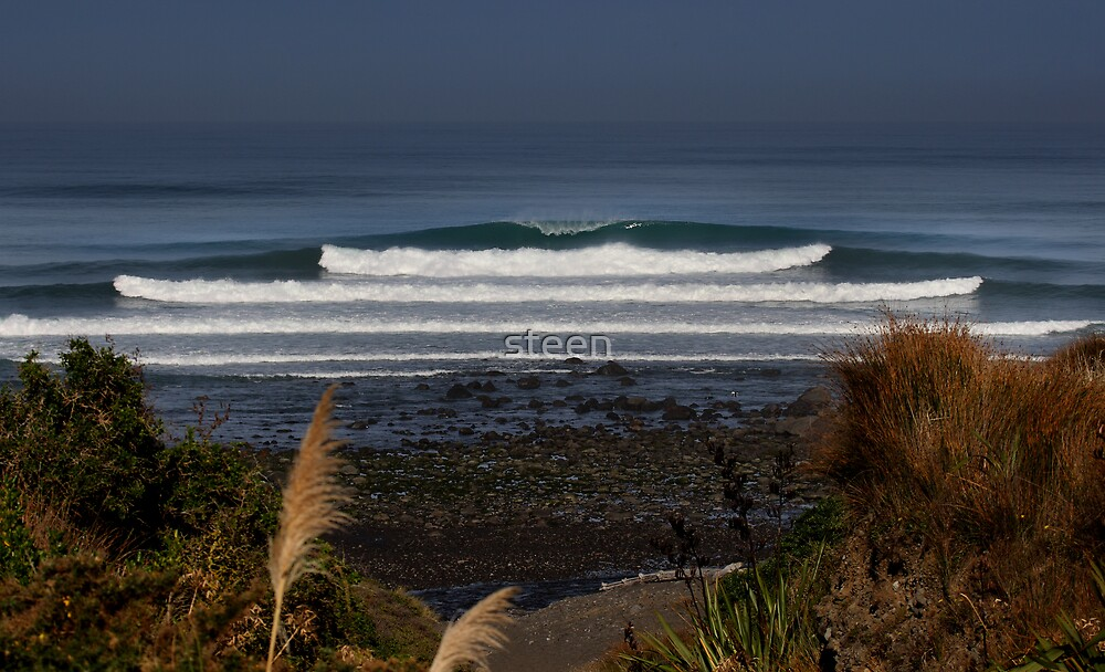 New Zealand by steen