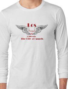 Los Angeles City of Angels T Shirt T-Shirt