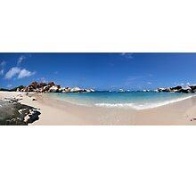 "Virgin Gorda, Tortola - ""The Baths"" - Panoramic Photographic Print"