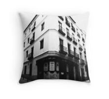PLACE  OF ITS   TIME Throw Pillow