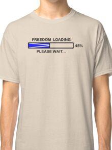 FREEDOM LOADING 45% Classic T-Shirt