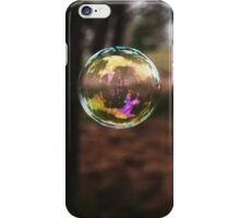 The Whole World - A Bubble iPhone Case/Skin