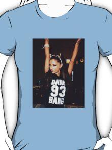 Ariana Grande Bang Bang Jersey T-Shirt