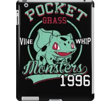 Vine Whip iPad Case/Skin