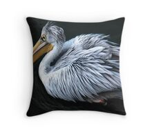 Pelican Perfection Throw Pillow