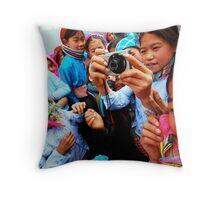 Ha Giang - Northern Vietnam Throw Pillow