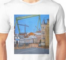 Old Port Glasgow Goliath Unisex T-Shirt