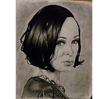 Portrait of Genie Photographic Print