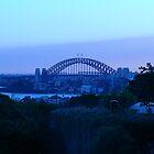 Harbour bridge by ben reid