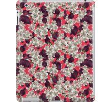 silver blossoms iPad Case/Skin