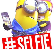 Funny Despicable Me Selfie by SeeSide