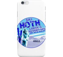 Hoth Lodge iPhone Case/Skin