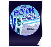 Hoth Lodge Poster