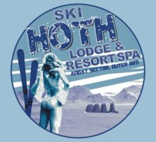 Hoth Lodge by heliconista
