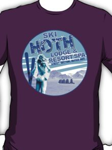 Hoth Lodge T-Shirt