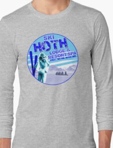 Hoth Lodge Long Sleeve T-Shirt