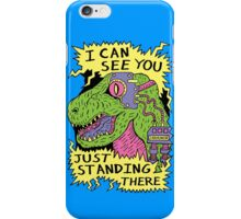 Eye Rex iPhone Case/Skin
