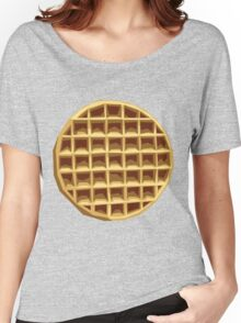 Waffle Women's Relaxed Fit T-Shirt