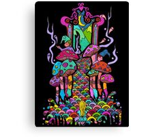 Welcome to Wonderland Canvas Print