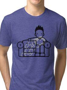 i miss you. Tri-blend T-Shirt