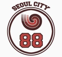 Seoul 1988 by sammylightfoot
