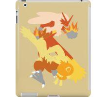 Torchic Evolution iPad Case/Skin