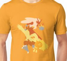Torchic Evolution Unisex T-Shirt