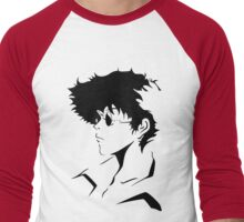 Cowboy Bebop - Spike Spiegel Men's Baseball ¾ T-Shirt