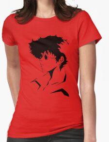 Cowboy Bebop - Spike Spiegel Womens Fitted T-Shirt