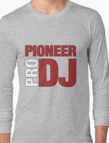 Pioneer DjPro Long Sleeve T-Shirt