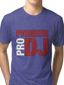 Pioneer DjPro Tri-blend T-Shirt