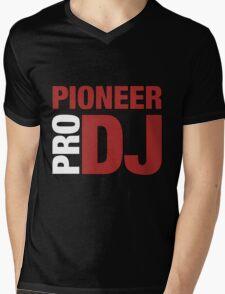 Pioneer DjPro Mens V-Neck T-Shirt