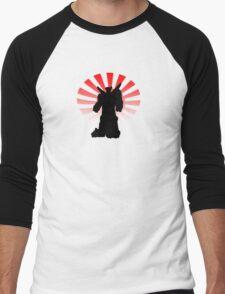 Rising Sun Men's Baseball ¾ T-Shirt