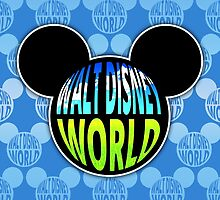 Walt Disney World Earth by Doug Milewski