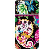 Mickey Midnight print iPhone Case/Skin