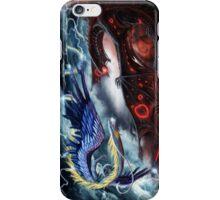 fighting beautiful dragons iPhone Case/Skin