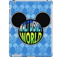 Walt Disney World Earth iPad Case/Skin